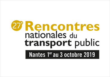 27e Rencontres nationales du transport public (RNTP)